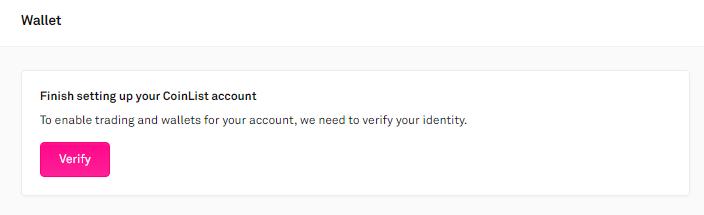 Coinlist注册教程