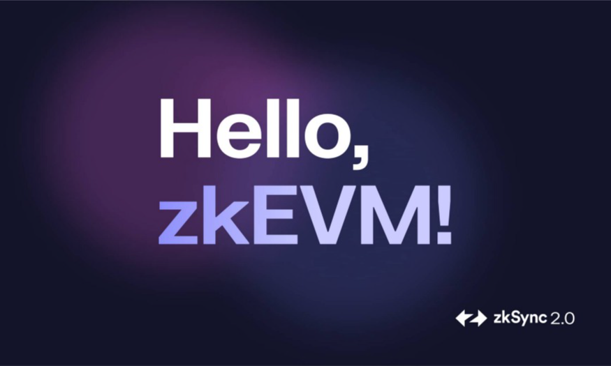 zkEVM实现完全兼容Solidity,zksync 2.0要来了?
