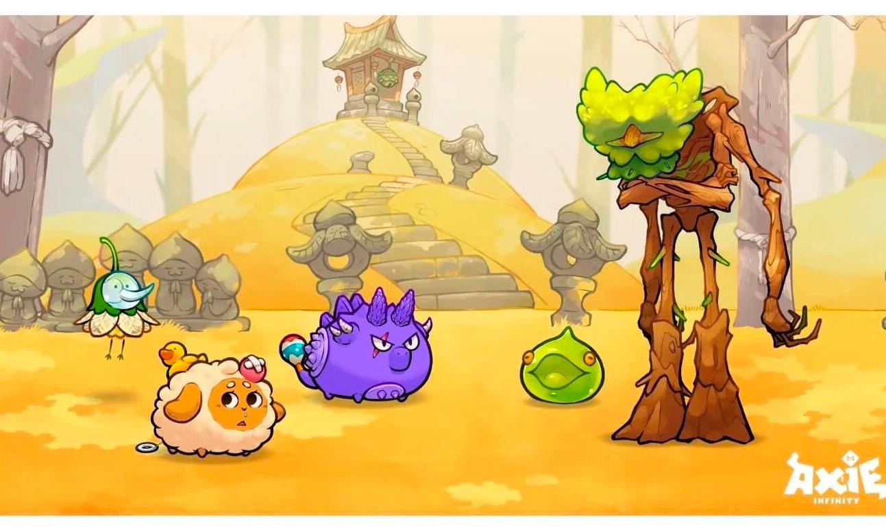 玩法升级,以太坊游戏Axie Infinity的新目标是啥?