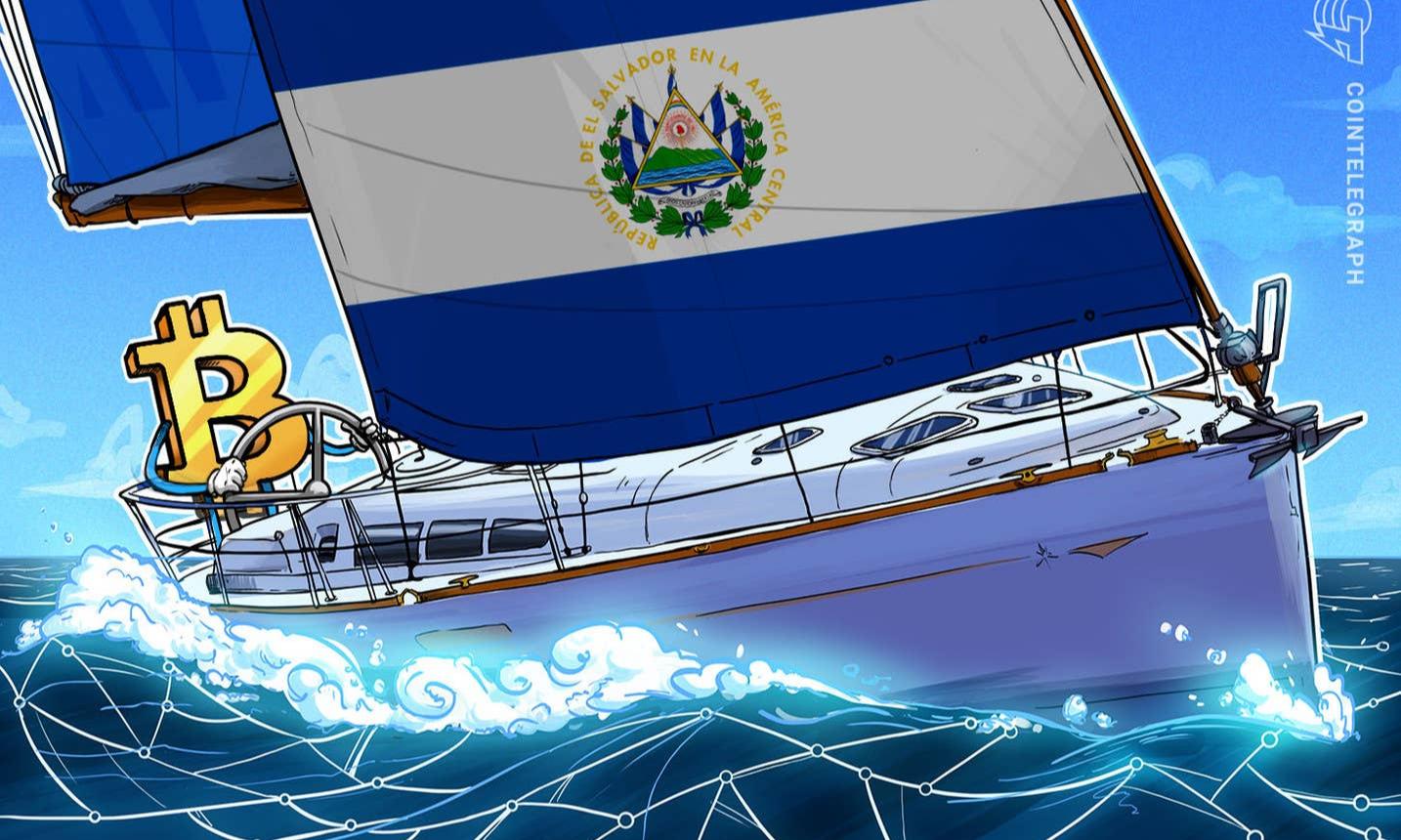 萨尔瓦多总统Nayib Bukele证实该国已购买首批200枚比特币