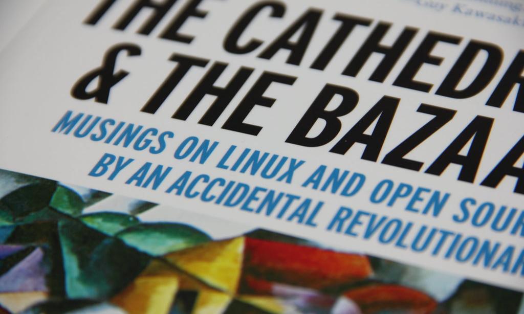 """""""大教堂与集市"""":类似Linux,Web 3将由Crypto的网络协作驱动"""