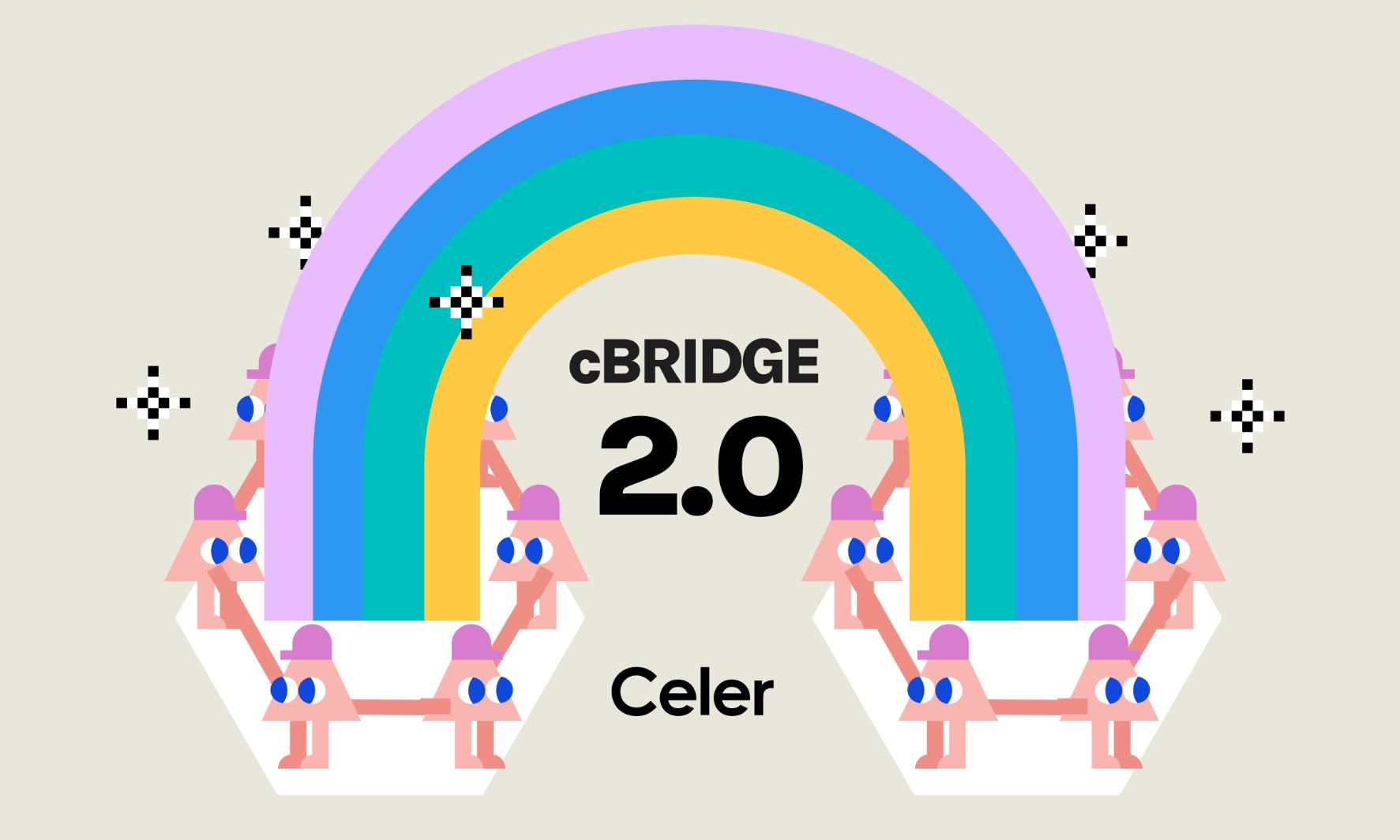 DeFi之道丨跨链桥cBridge 2.0正式发布,都带来了哪些改进?